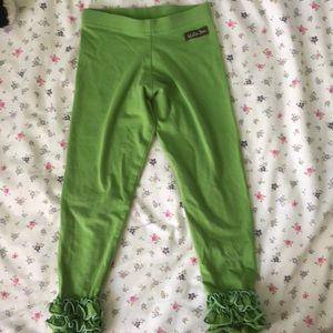 On the green leggings MJC 6